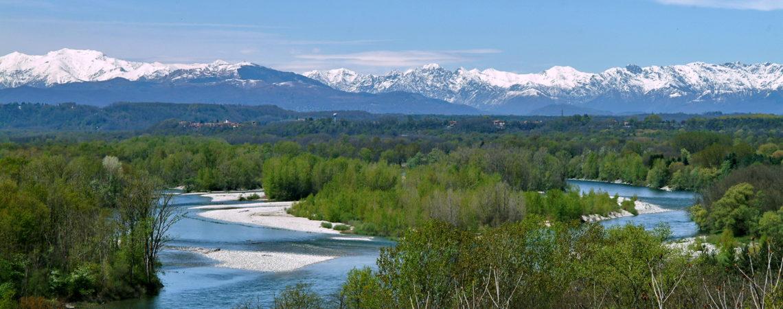 """La Riserva della Biosfera """"Valle del Ticino"""""""