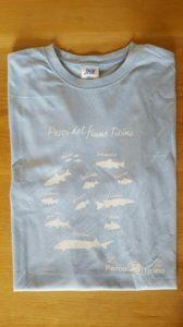Maglietta Pesci del fiume Ticino €10