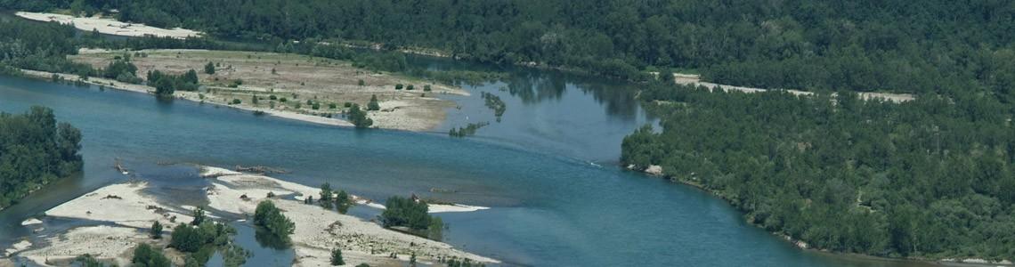 Il fiume e la sua valle