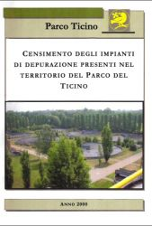 Censimento degli impianti di depurazione presenti nel territorio del Parco del Ticino, 2001