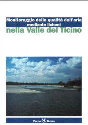 Monitoraggio della qualità dell'aria mediante licheni nella Valle del Ticino, 2000
