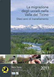 La migrazione degli uccelli nella Valle del Ticino, 2011