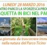 Pasquetta in bici nel Parco del Ticino