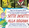 Sette insetti alla Dogana