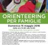 Orienteering per le famiglie