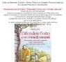 Ticinincontra: Difendere l'orto con i rimedi naturali