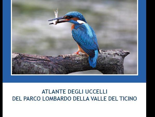 L'atlante degli uccelli del Parco Lombardo della Valle del Ticino