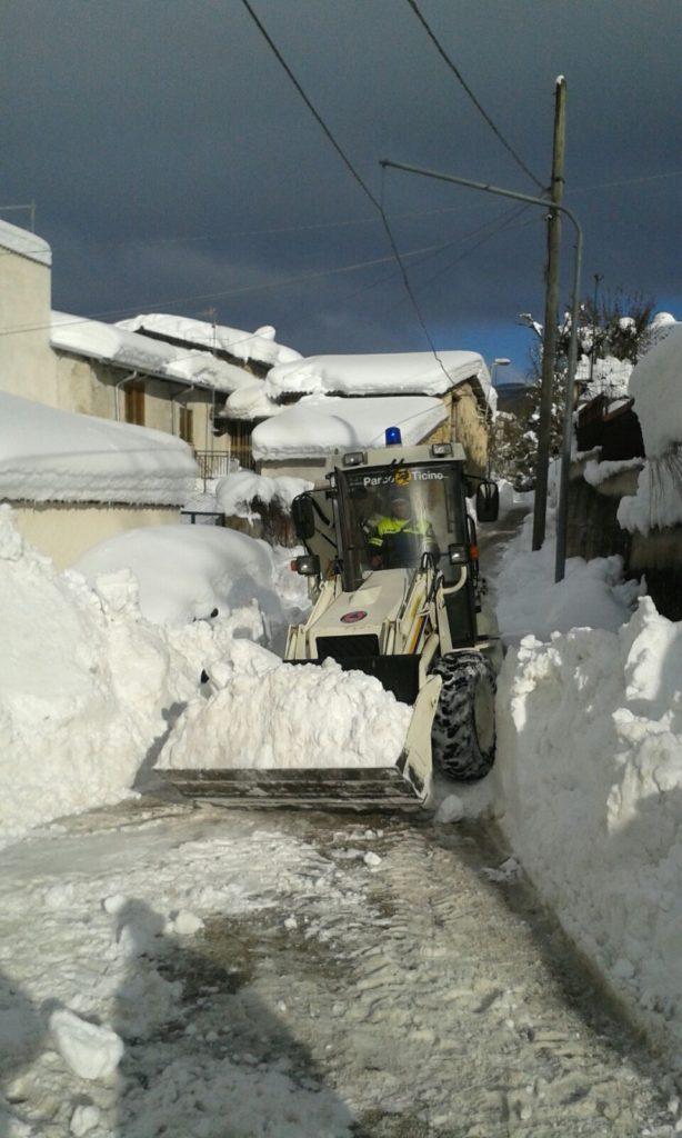 Capitignano 21.01.2017 - 3