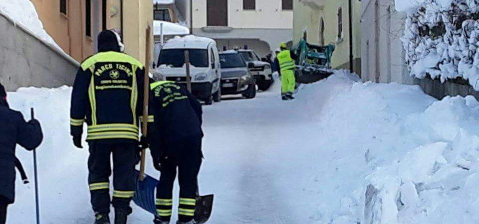 Uomini e mezzi del Parco del Ticino in aiuto ai terremotati del Centro Italia