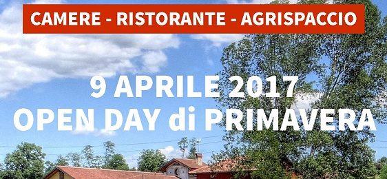 Open day in Cascina Galizia: sport, natura e food