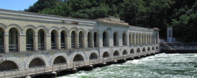 Biciclettata alla scoperta delle dighe del Panperduto