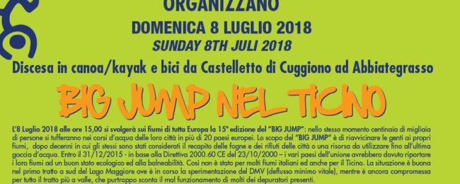 Big jump nel Ticino