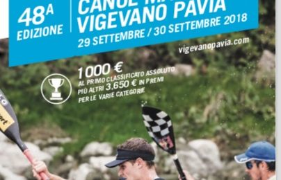 48° edizione Canoe Marathon Vigevano Pavia