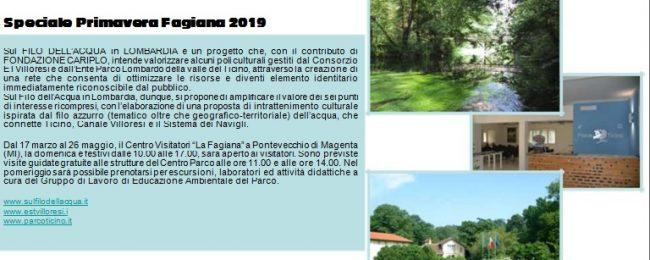 Speciale primavera in Fagiana