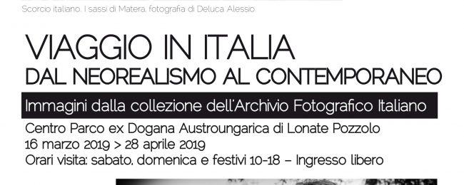 Viaggio in Italia. Dal Neorealismo al contemporaneo