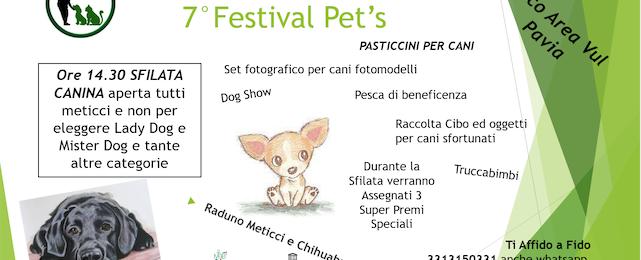 7° Festival Pet's