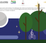 Al tramonto tra boschi e risorgive del Parco del Ticino bike tour